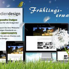 Werbung, Webdesign, Grafikdesign, Werbetechnik aus Minden, Mediendesign Print + Web