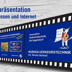 Filme für Präsentationen, Messen und Internet