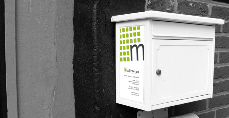 Adresse Werbeagentur Mediendesign Print + Web Minden