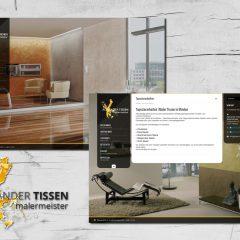 Malermeister Alexander Tissen | Minden
