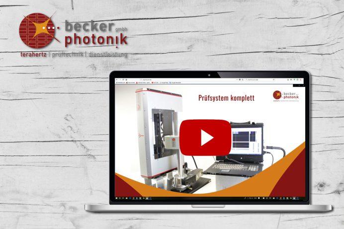 Erklär-Video für Becker Photonik