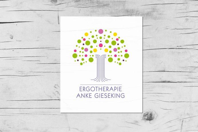 Werbung komplett für Ergotherapie Gieseking in Minden