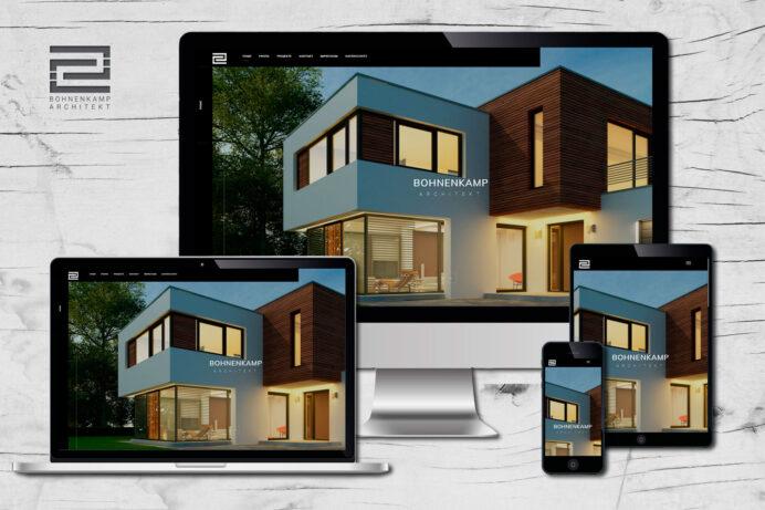 Webdesign Architekt Bohnenkamp